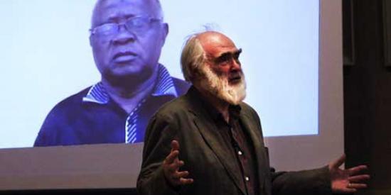 Prof Martin Downes - TEN Launch