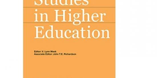 Studies in Higher Education Pic