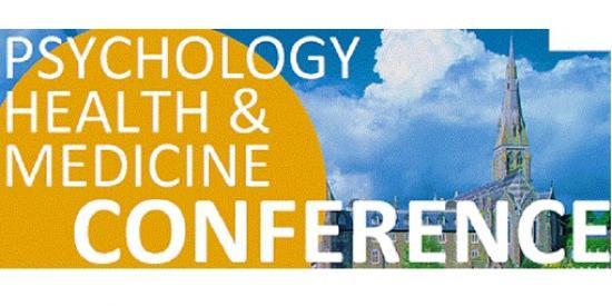 Psychology Health and Medicine Conference Logo