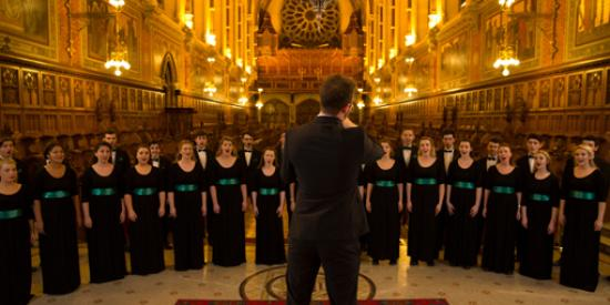 Virtual Chapel - an interactive recreation of the acoustics of the St Patrick's College Chapel