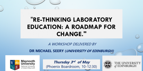 Re-thinking laboratory education: a roadmap for change.