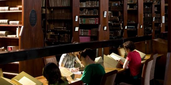 Russell Library - Students - Maynooth University