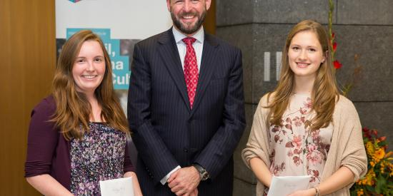 Social Science Poster Prize winners