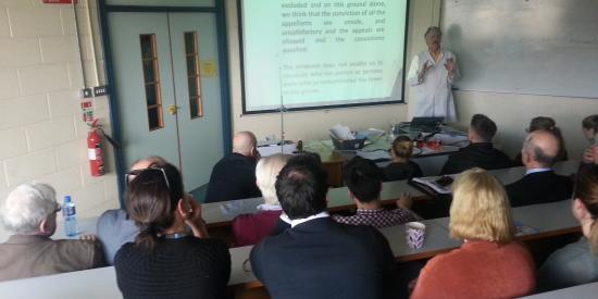 Seminar with Sean O'Muircheartaigh
