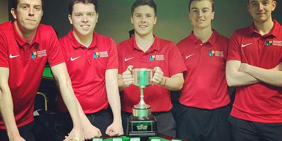Maynooth A Snooker Team