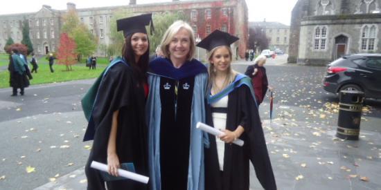 Sociology MA Graduation - Maynooth University