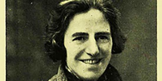 Teresa Deevy Portrait