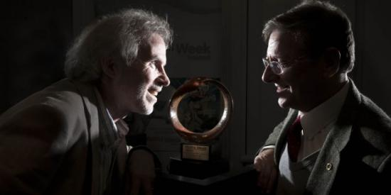 Irish Times Article - Tony & Fiacre award
