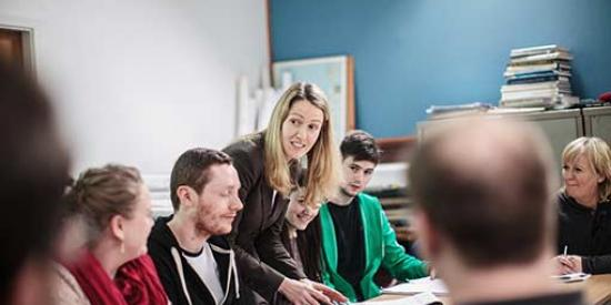 Communications - Teacher, Students, Tutorial - Maynooth University