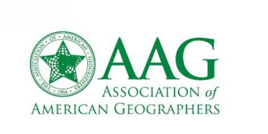 Geography - AAG logo - Maynooth University