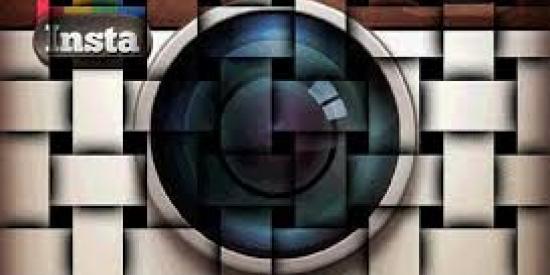 Communications - Instagram Logo - Maynooth University