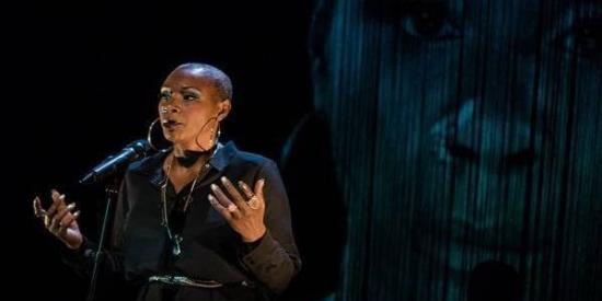 Josette Bushell-Mingo in Nina: A Story about Me and Nina Simone