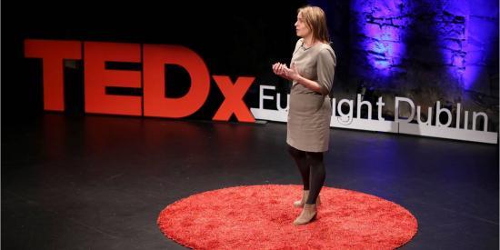 Dr Moynagh Sullivan @ TEDx Dublin