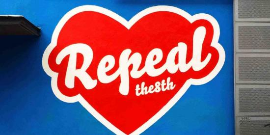Repeal banner