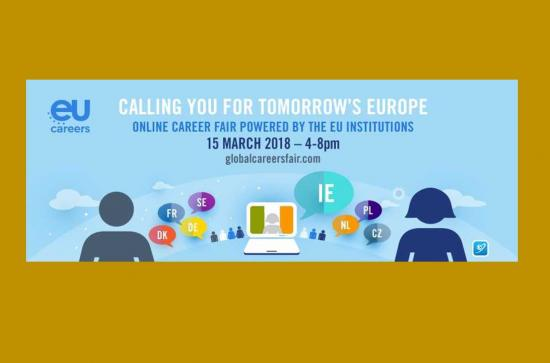 Epso online careers fair maynooth university - European personnel selection office epso ...