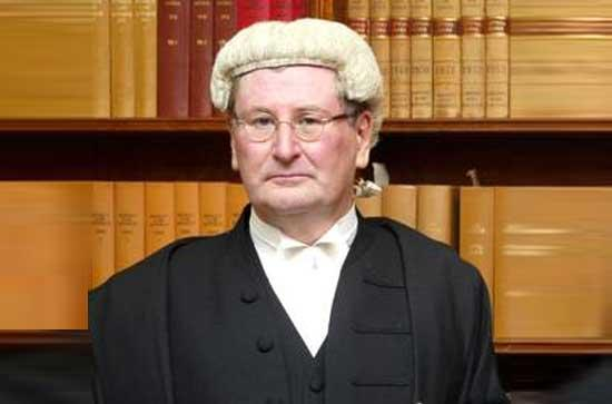 Law - Justice John MacMenamin - Maynooth University