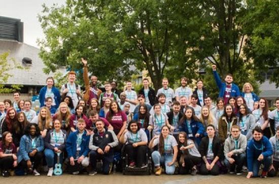 MAP Ambassadors 2018 Group Photo
