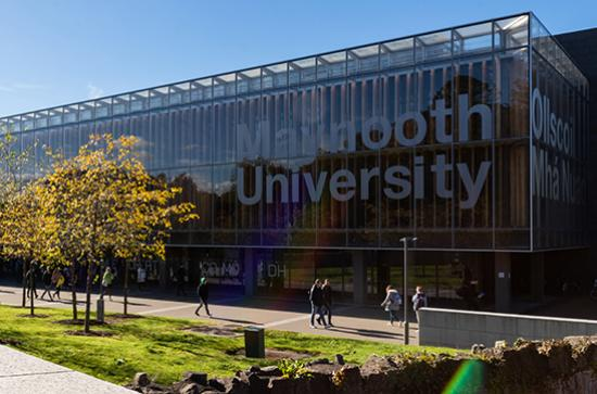 This image shows Maynooth University Library