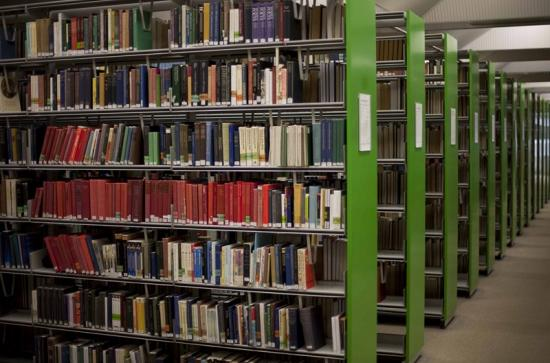 Library - Book Shelf - Maynooth University
