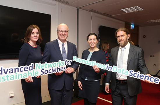 Funding for new Doctoral training for SFI