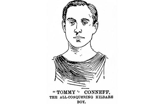 Thomas Coneeff Poster - Dept of History - Maynooth University