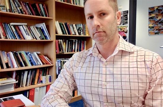 Thomas Strong - Anthropology - Maynooth University